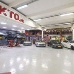 Vloercoating garage AKTO