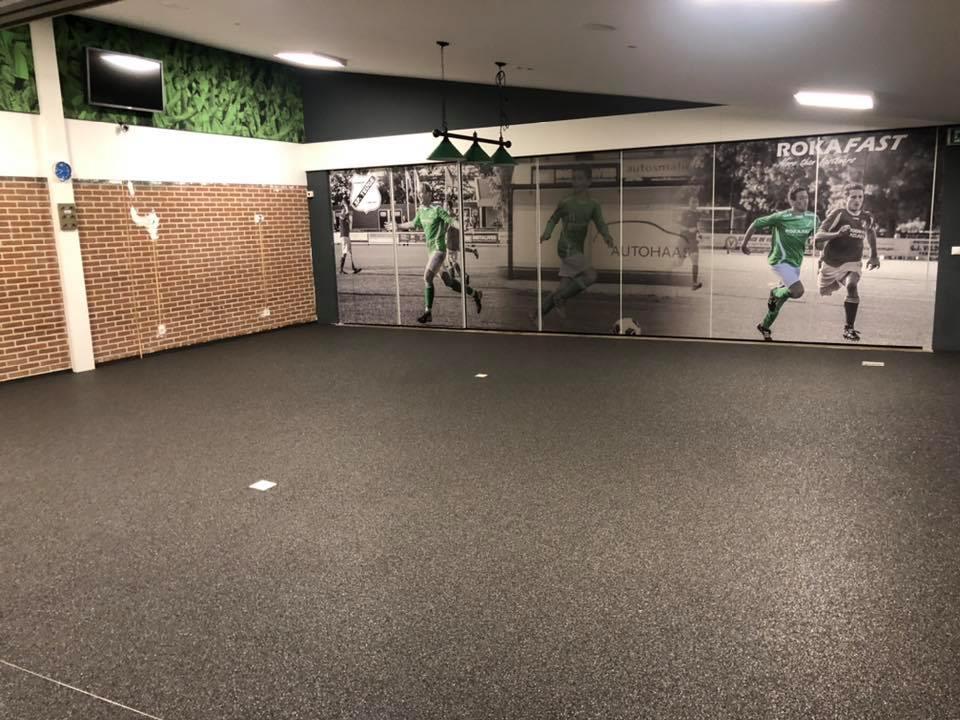 grindvloer sportcomplex